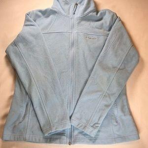 Columbia Sportswear Women's Large Fleece Full-Zip